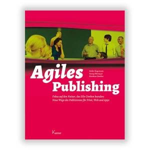 Co-Author book Agile Publishing